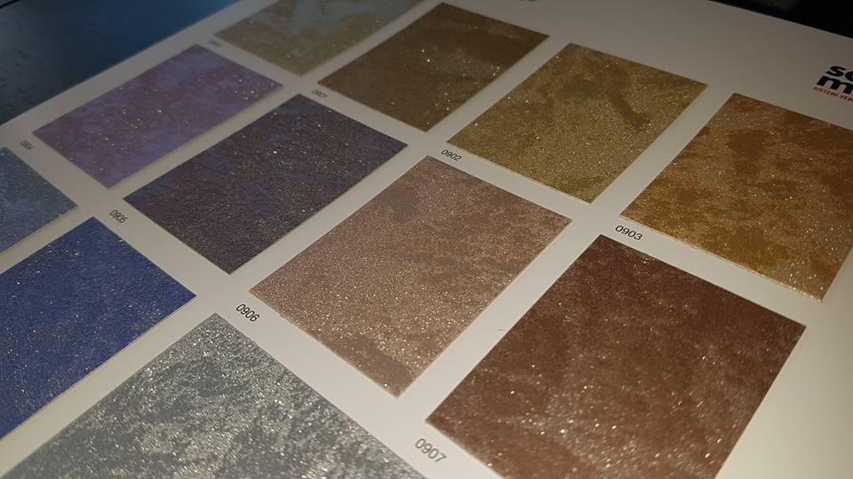 Tencuiala Decorativa De Interior.Vopsea Decorativa Metalizata Pentru Interior Marcopolo Luxury