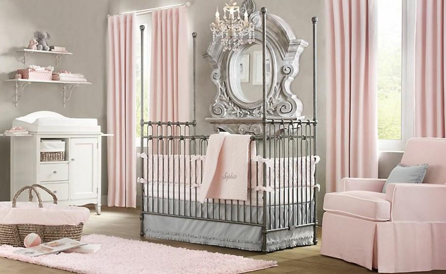 Idei de amenajare a camerei bebelusului.