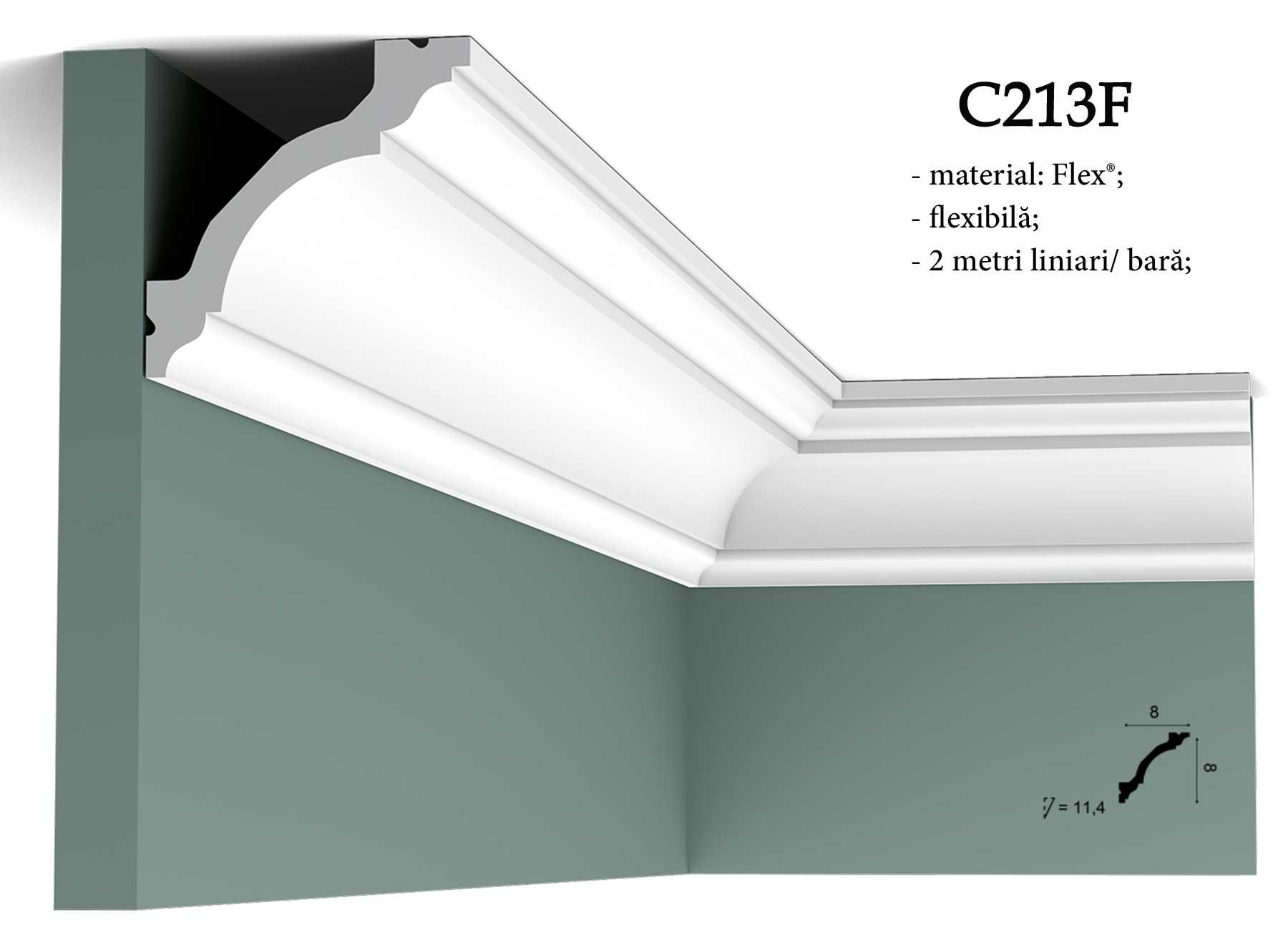 Cornisa pentru tavan Orac Decor C213F