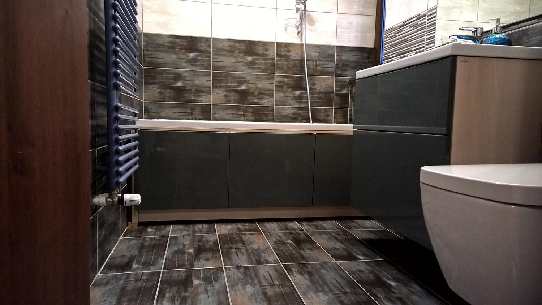 Amenajare casa particulara baneasa bliss art for Gresie si faianta baie