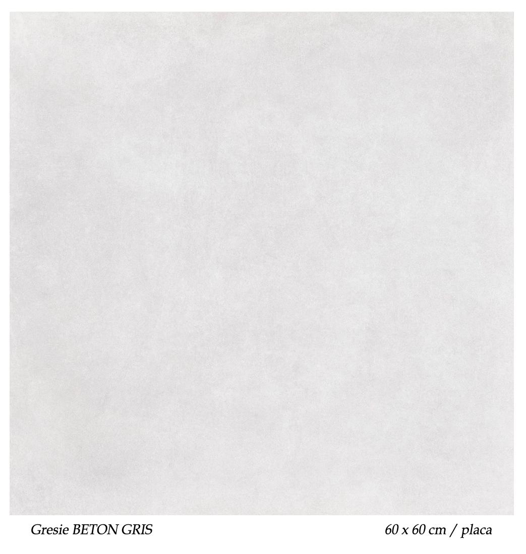 Gresie portelanata KEROS gama BETON.