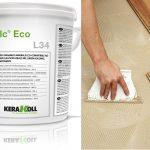 adeziv parchet, adeziv kerakoll, adeziv mineral pentru parchet