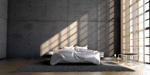 tencuiala decorativa tip beton aparent