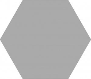 gresie, hexagonala, gri,