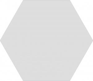 gresie, hexagonala, gri, deschis,