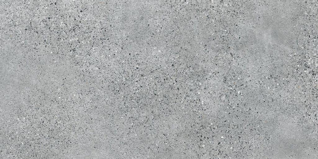 gresie terrazo gri placa mare