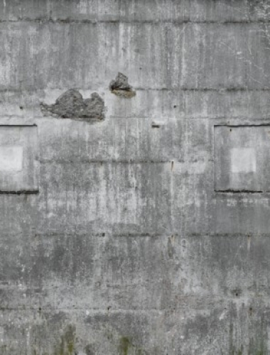 COD 445503  - 558x x300 cm   - Tapet stil industrial cu aspect de beton