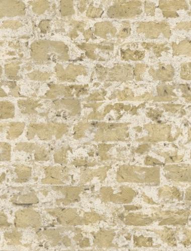 COD 446272  - Tapet stil industrial aspect caramida aparenta