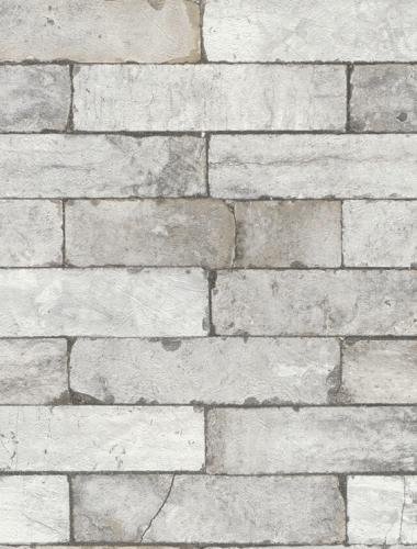 COD 446302  - Tapet stil industrial aspect caramida aparenta