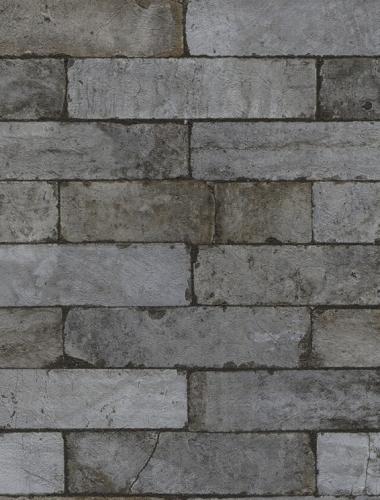 COD 446333  - Tapet stil industrial aspect caramida aparenta