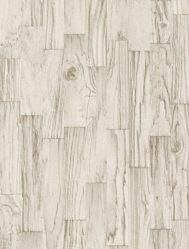 COD 446623  - Tapet stil industrial aspect lemn