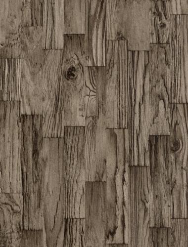 COD 446661  - Tapet stil industrial aspect lemn