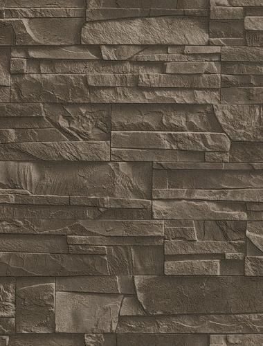 COD 475012  - Tapet stil industrial aspect piatra