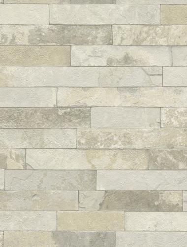COD 475111   - Tapet stil industrial aspect piatra