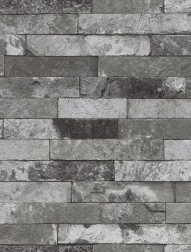COD 475135   - Tapet stil industrial aspect piatra