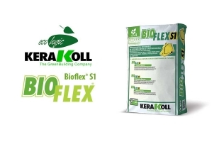 Adeziv profesional pentru placari ceramice si din piatra BIOFLEX