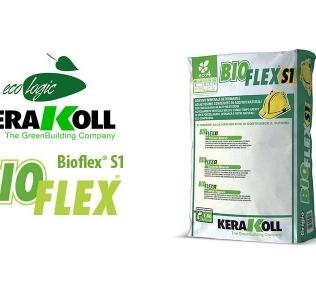 Adeziv profesional pentru placari ceramice si din piatra Bioflex S1