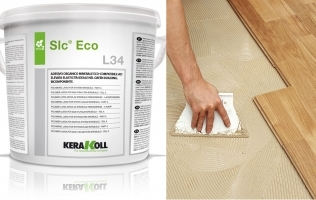 Adeziv pentru parchet Kerakoll SLC ECO L34