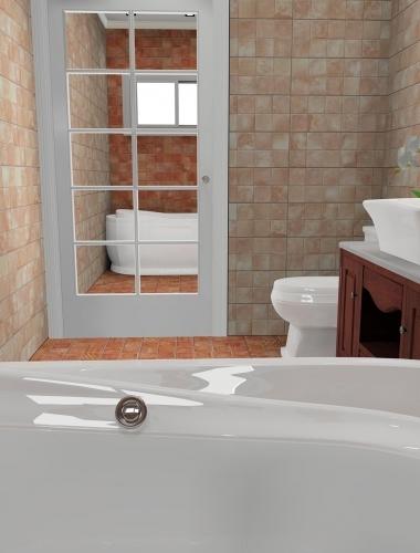 Amenajare-baie-cu-faianta-vintage-ANTIQUE-KEROS-5