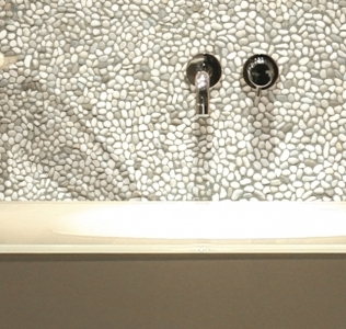 Mozaic din piatra de rau gama PICCOLO
