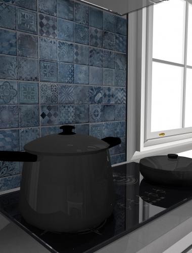 Amenajare-bucatarie-cu-faianta-vintage-albastra-gama-ANTIQUE-KEROS-8