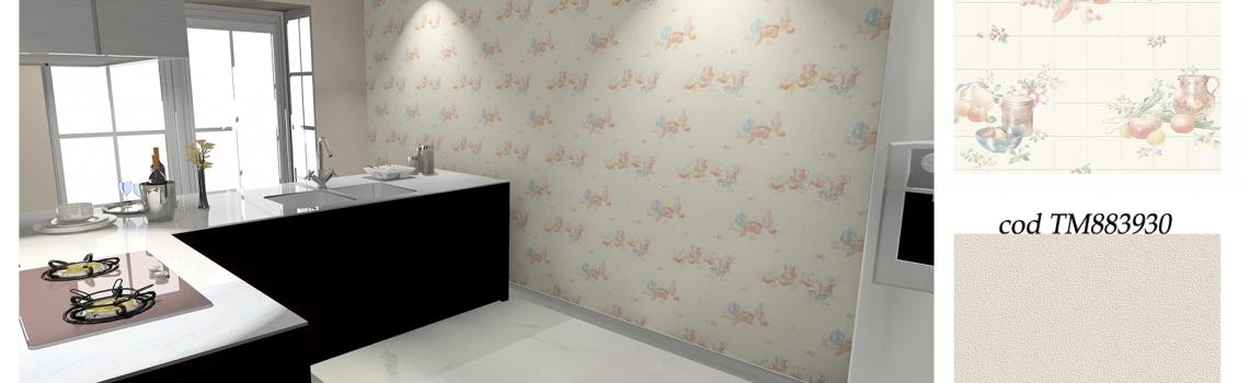 amenajare-bucatarie-cu-tapet-lavabil-tiles-and-more