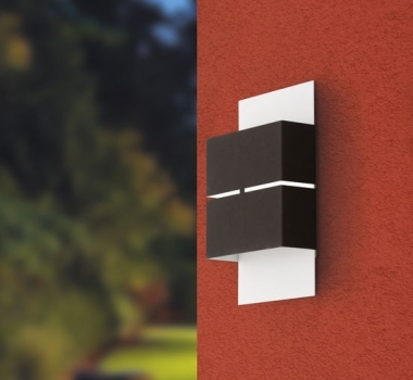 Aplica lumina perete exterior 93254 KIBEA Eglo  - BLISS ART DESIGN -