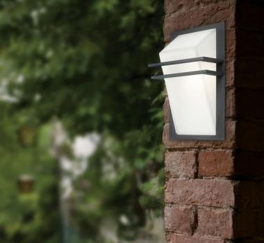 Aplica perete iluminat exterior 83433 PARK Eglo  - BLISS ART DESIGN -