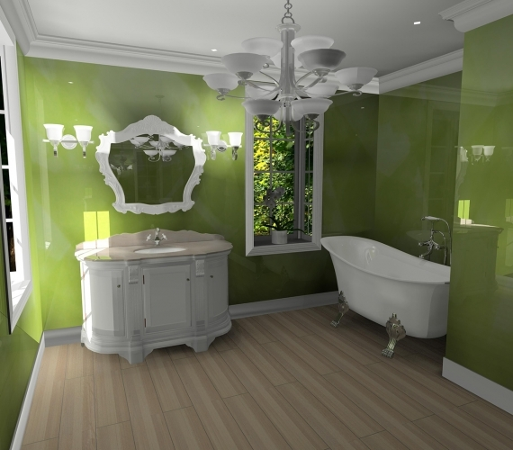 BLISS-ART-DESIGN---Stucco-Veneziano-culoare-verde