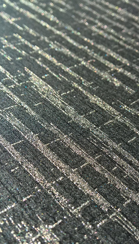 BLISS-ART-DESIGN-Tapet-negru-cu-argintiu-gama-24-CARAT