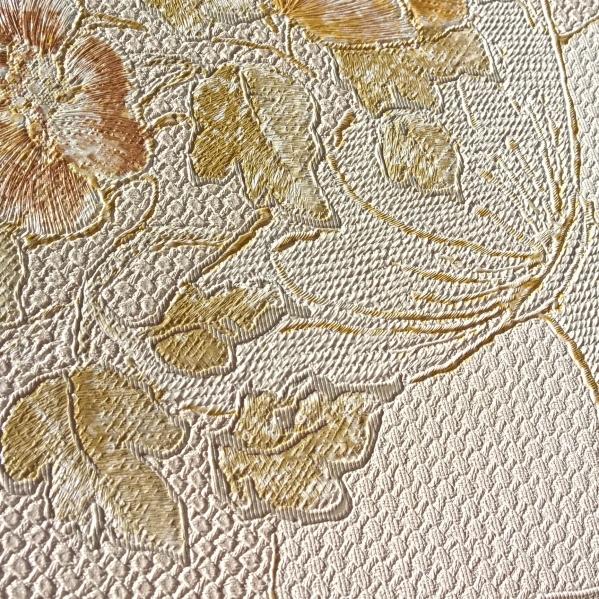 BLISS ART  Tapet dantela model floral pentru dormitor si living gama UNICA 13