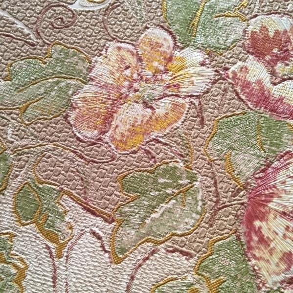 BLISS ART  Tapet dantela model floral pentru dormitor si living gama UNICA 14