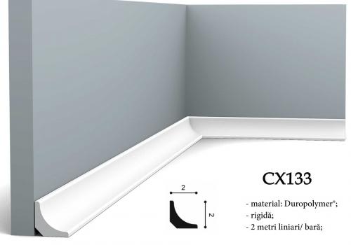 Plinta coltar Orac CX133