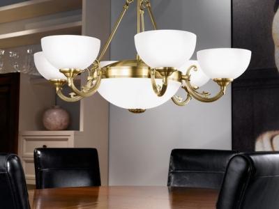 Corpuri de iluminat diverse, pentru interior, productie EGLO Austria.