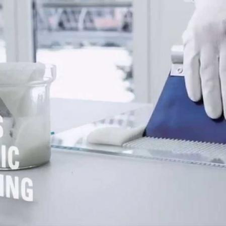 Ceramica lichida pentru acoperirea rosturilor de mozaic si ceramica Fugalite Eco Invisible Kerakoll