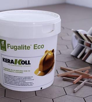 Chit color pentru rosturi Fugalite® Eco KERAKOLL
