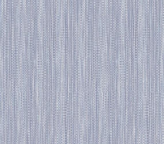 Cod 5586  - tapet lavabil albastru cu aspect de tesatura gama CHIC Parato