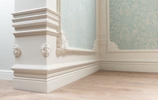 Coltare pentru baghete decor perete gama CORNERS