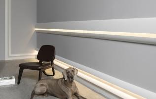 Cornise si scafe de lumina ORAC pentru decorarea tavanului
