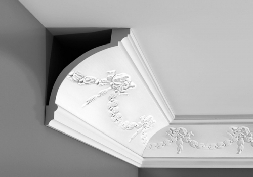 Cornisa ORAC pentru decorarea tavanului