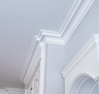 Cornisa decorativa pentru tavan Orac