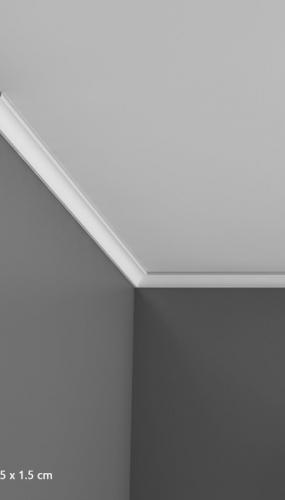 Cornisa subtire pentru tavan cod  C250