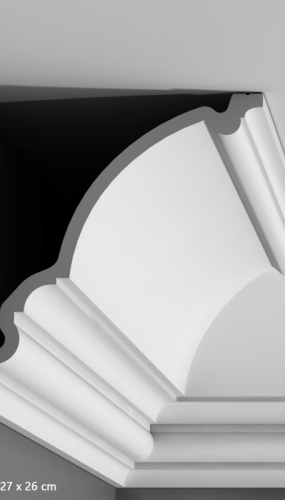 Cornisa tavan din duropolimer cod C336