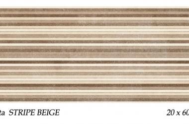 Decor-faianta-KEROS-STRIPE-BEIGE-20X60CM