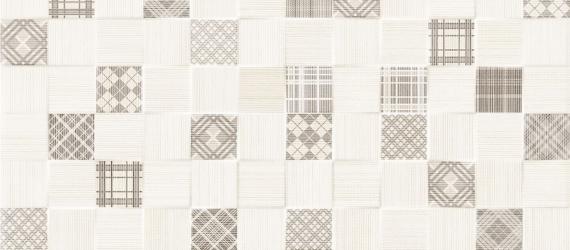 Decor-faianta-patchwork-bej-DECORADO-TESSILE-CUBIK-BEIGE-Keros