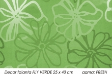 Decor-faianta-verde-FRESH-FLY-VERDE-25x40-cm