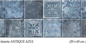 Decor-faianta-vintage-albastra-ANTIQUE-AZUL-20x60cm