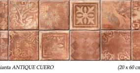 Decor-faianta-vintage-maro-ANTIQUE-CUERO-20x60cm-1