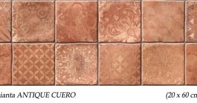 Decor-faianta-vintage-maro-ANTIQUE-CUERO-20x60cm-2