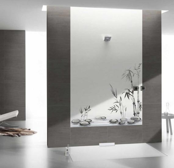 Faianta Intense Blanco + Intense Negro + Decor Utaki 3 + decor Utaki 1